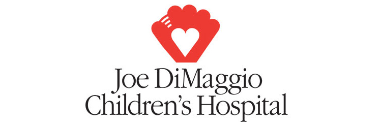 Joe DiMaggio Children's Hospital is one of the region's leading pediatric hospitals, offering a comprehensive scope of healthcare services and programs in a child-friendly atmosphere. A full-service hospital, they treat minor illnesses, trauma-related accidents and some of the most complex medical conditions. Uniquely inspired by and designed for kids and families, the freestanding building offers many amenities. The vibrant colors, whimsical décor and larger-than-life murals welcome children to an upbeat environment where the