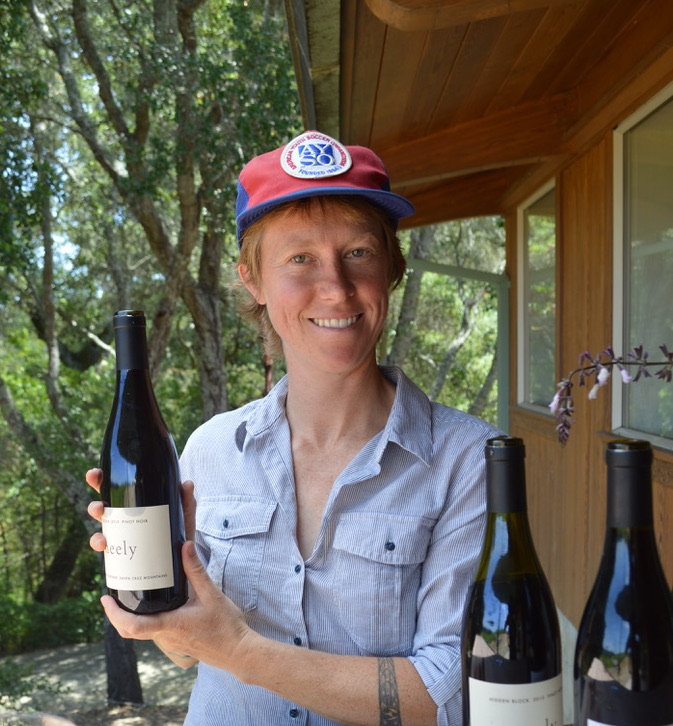 Lucy Neely - Lucy helps with administration and will place your wine orders. After graduating from Bates College in Maine, she lived in Mendocino County for 6 years, where she worked in a county program initiating community garden projects.
