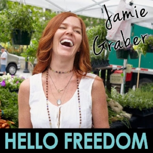 Hello Freedom podcast with terri cole