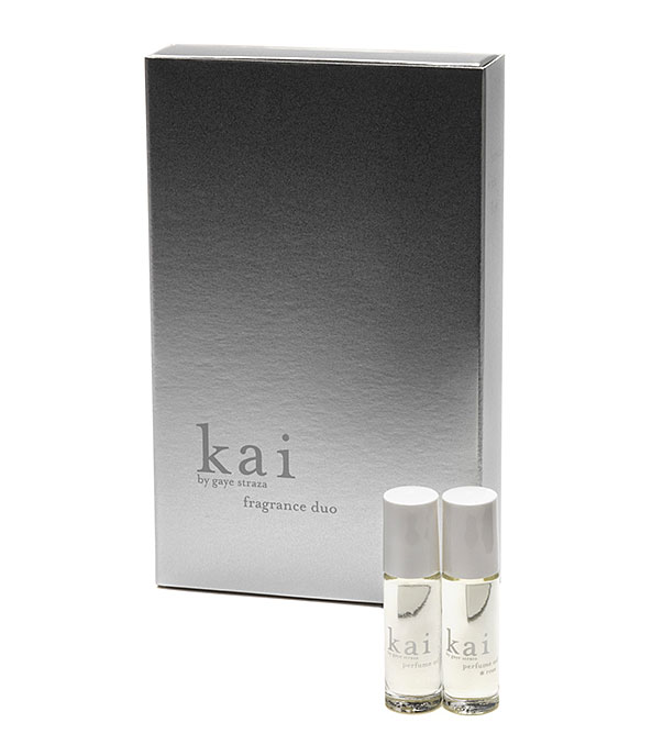 Kai Fragrance Duo Rollers: $94