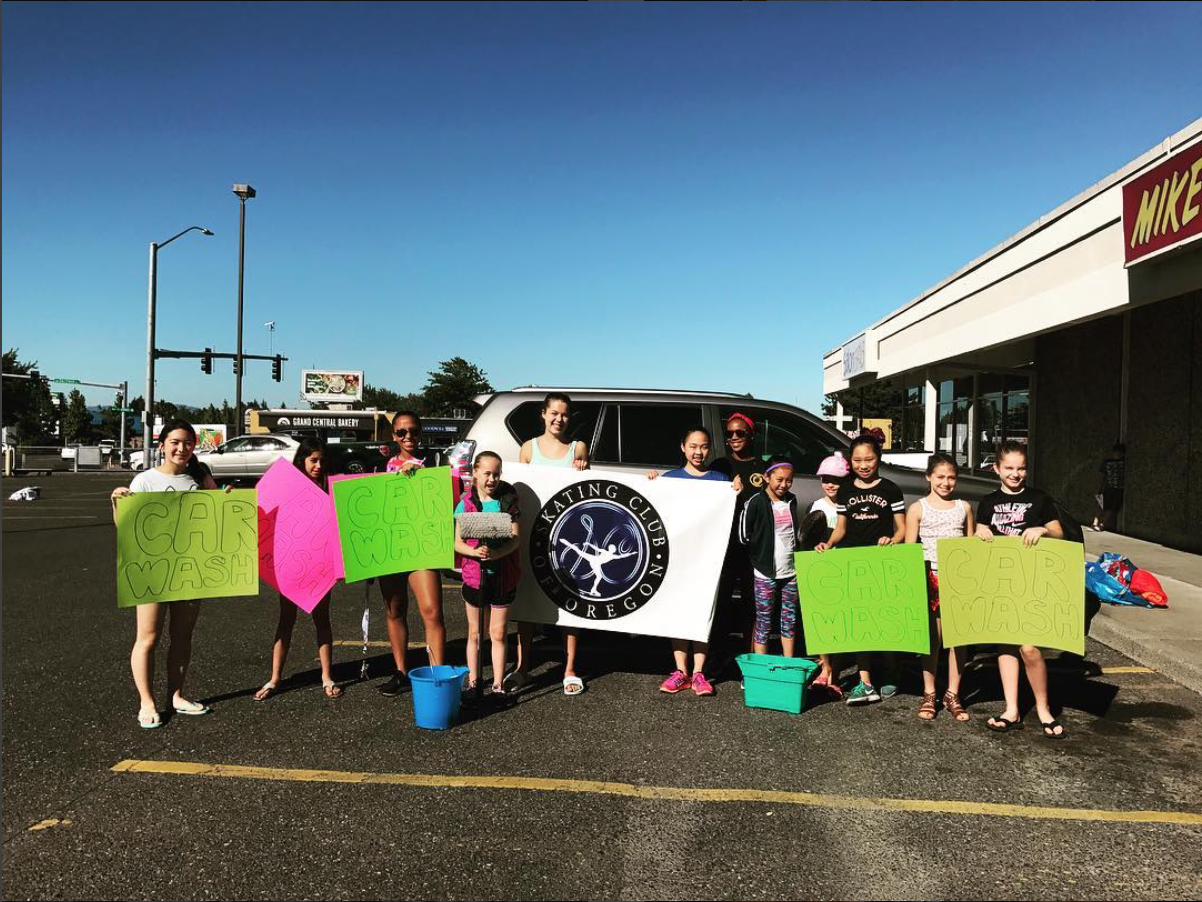 SCORE Car Wash Fundraiser @ Mike's Auto Parts on August 26, 2017