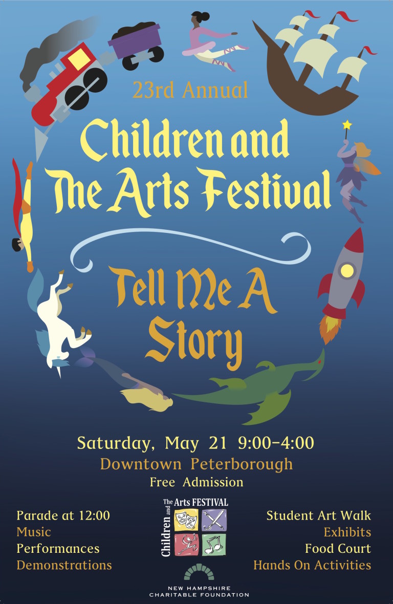 Posters — Children and the Arts Festival
