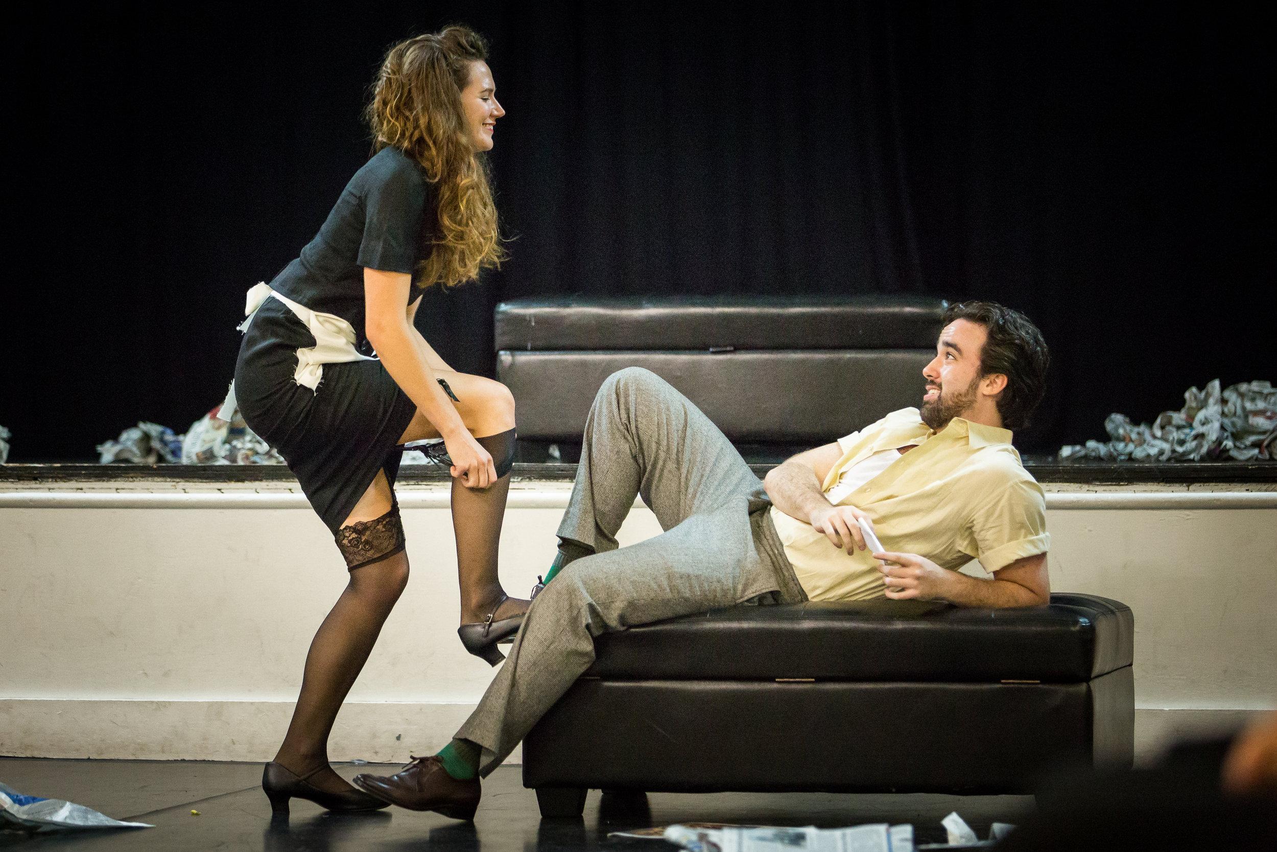 La Cambiale di Matrimonio 2016 (Bare Opera, NYC)