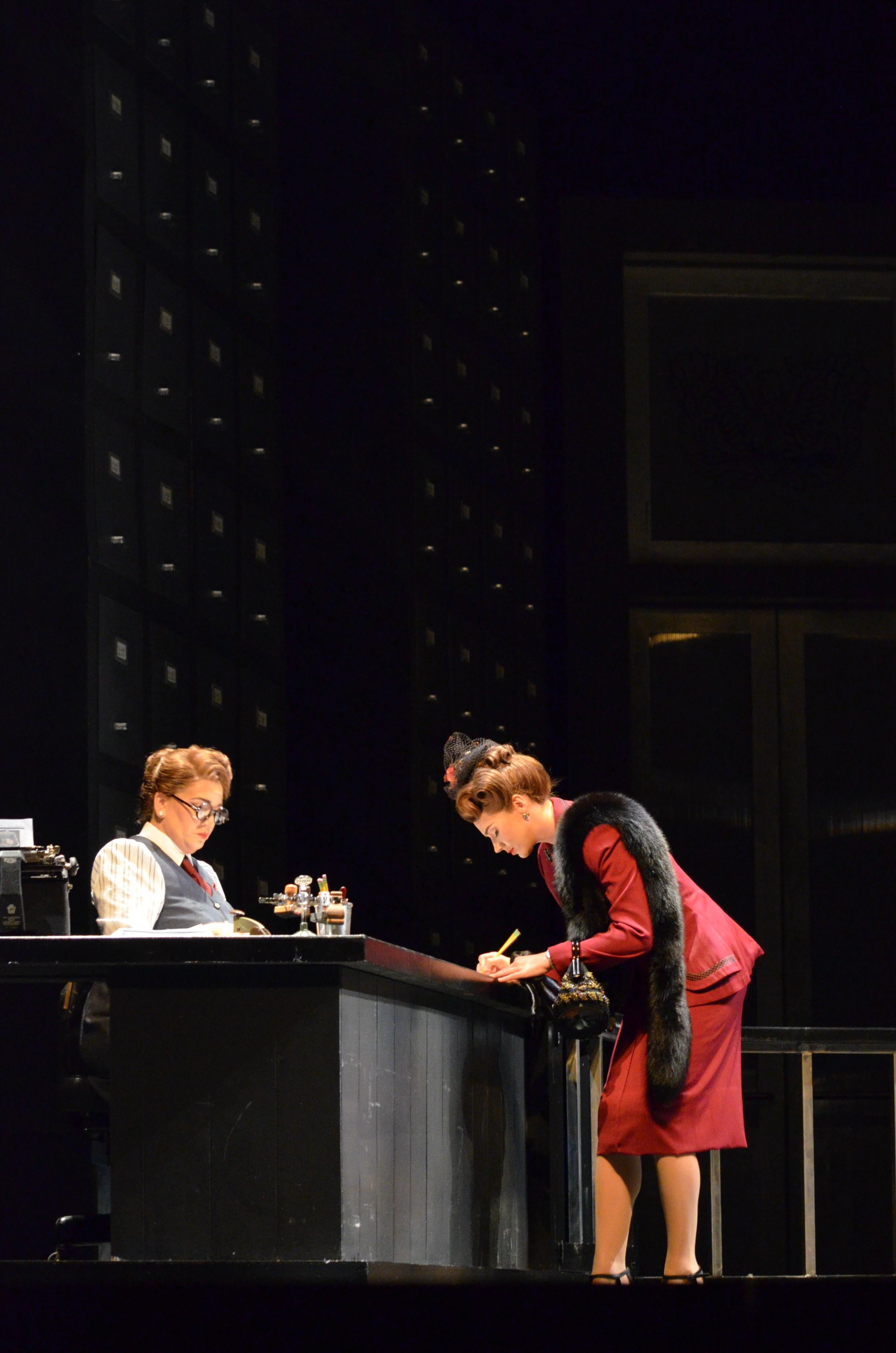 The Consul 2015, Florida Grand Opera