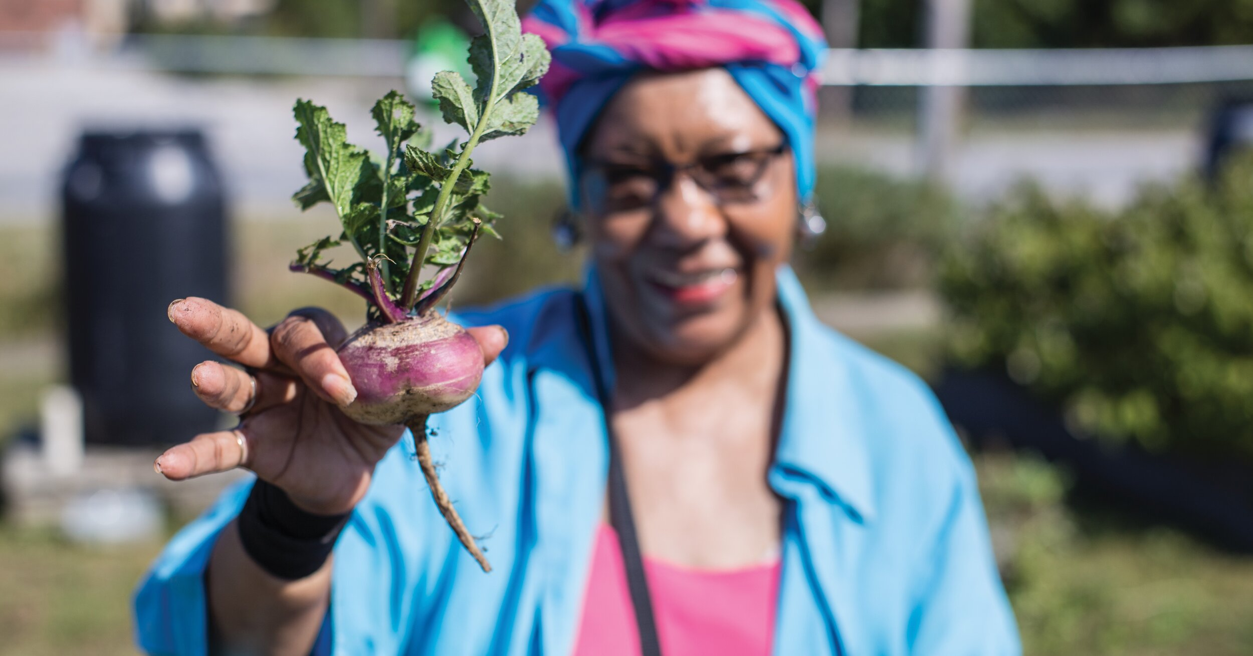 World Food Week of Action - Join us in building a more equitable and ecological food & farm systems!