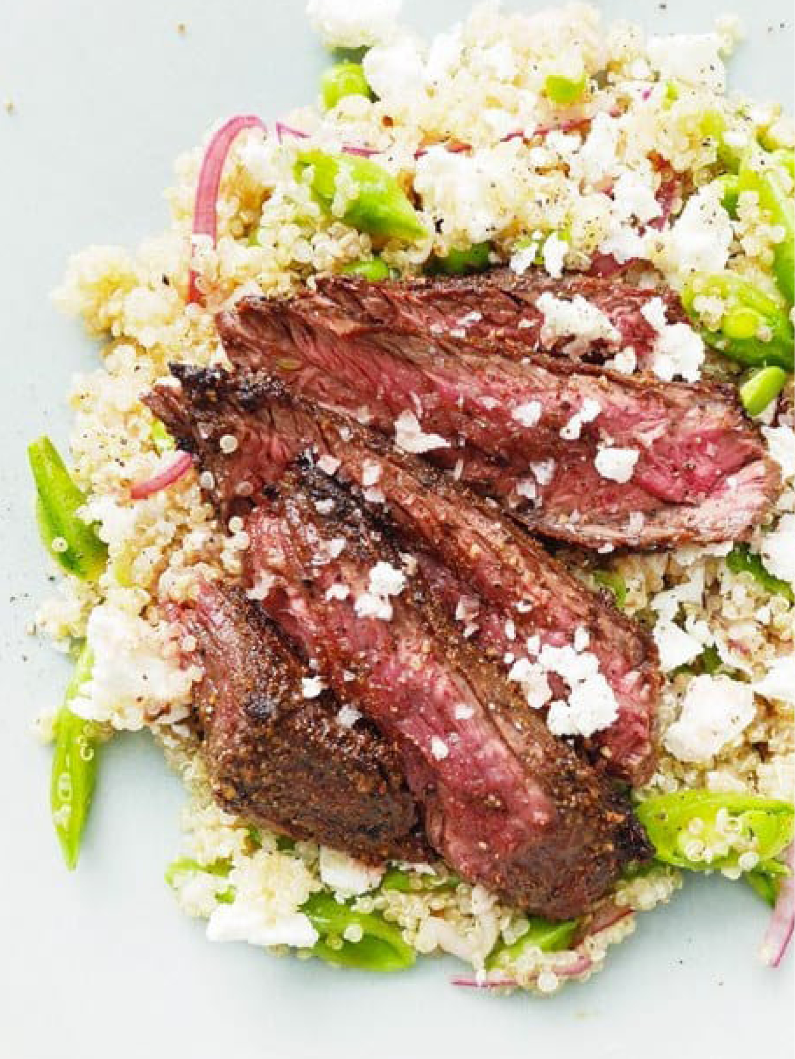 Here's A Healthy Steak Dinner That Anyone Can Make  Buzzfeed
