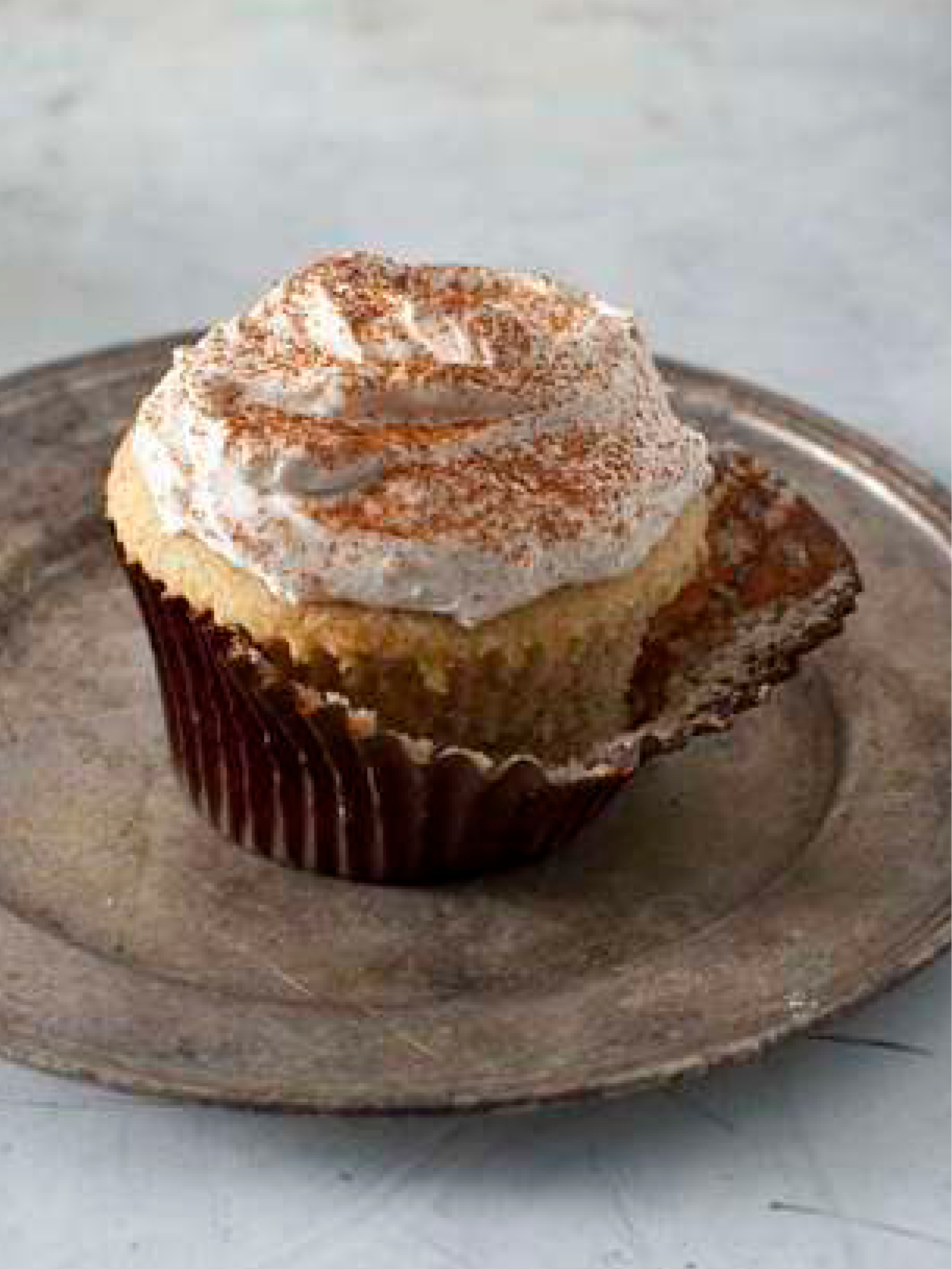 Snickerdoodle Cupcakes  Real Simple