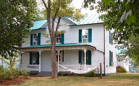 The Cardinal Point Farmhouse