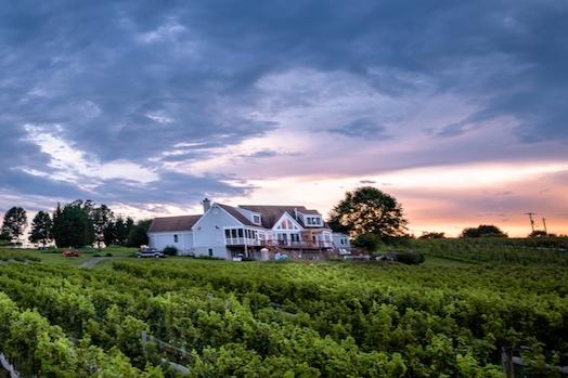 The Inn at Stinson Vineyards