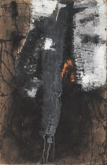 Untitled, Paris Jay DeFeo University of California, Berkeley Art Museum and Pacific Film Archive