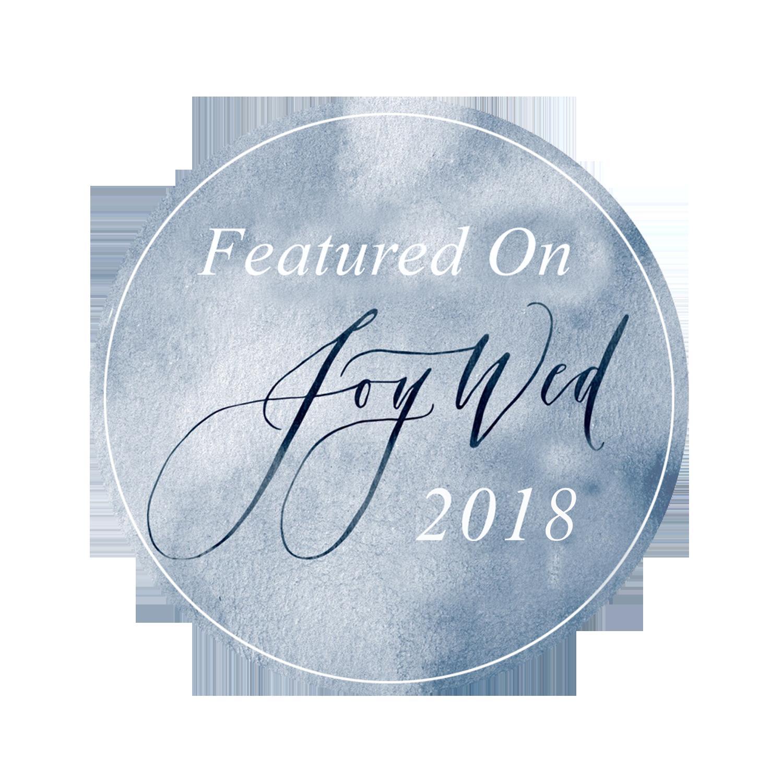 Joy Wed Badge- sheri mcmahon Hawaii Destination wedding Featured On 2018.png
