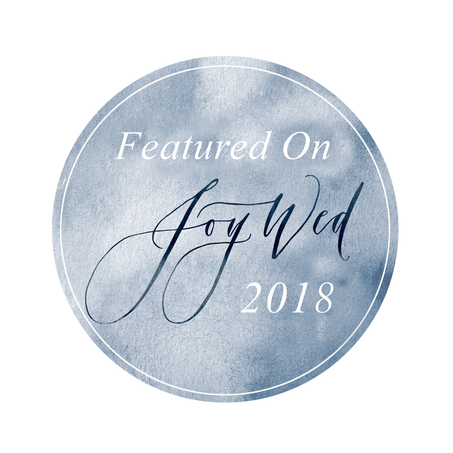 Joy Wed Badge- Sheri McMahon Photography Featured On 2018.png