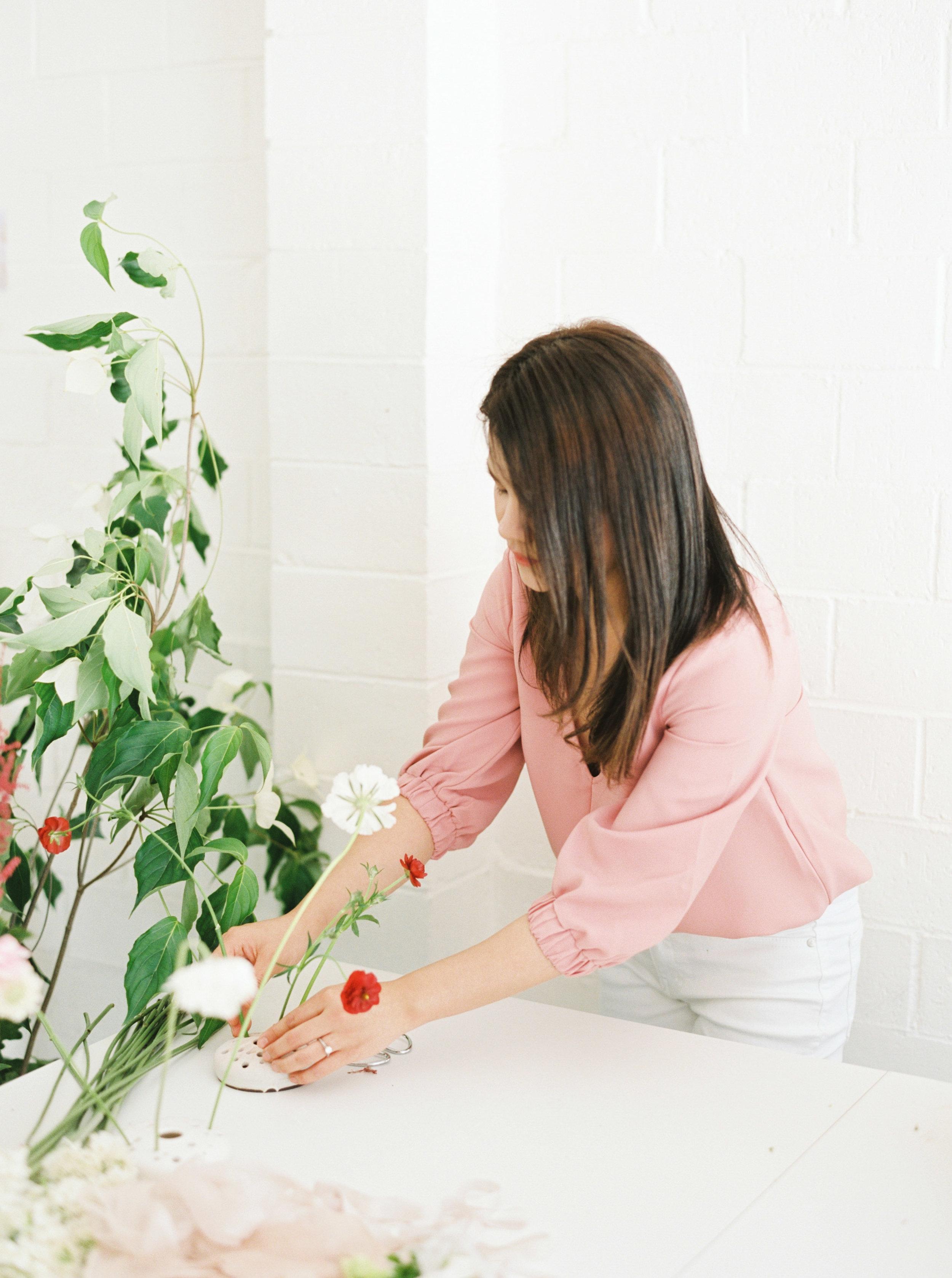00007- Sydney Wedding Florist Flower Arrangement Mudgee Orange NSW Fine Art Film Lifestyle Photographer Sheri McMahon_.jpg