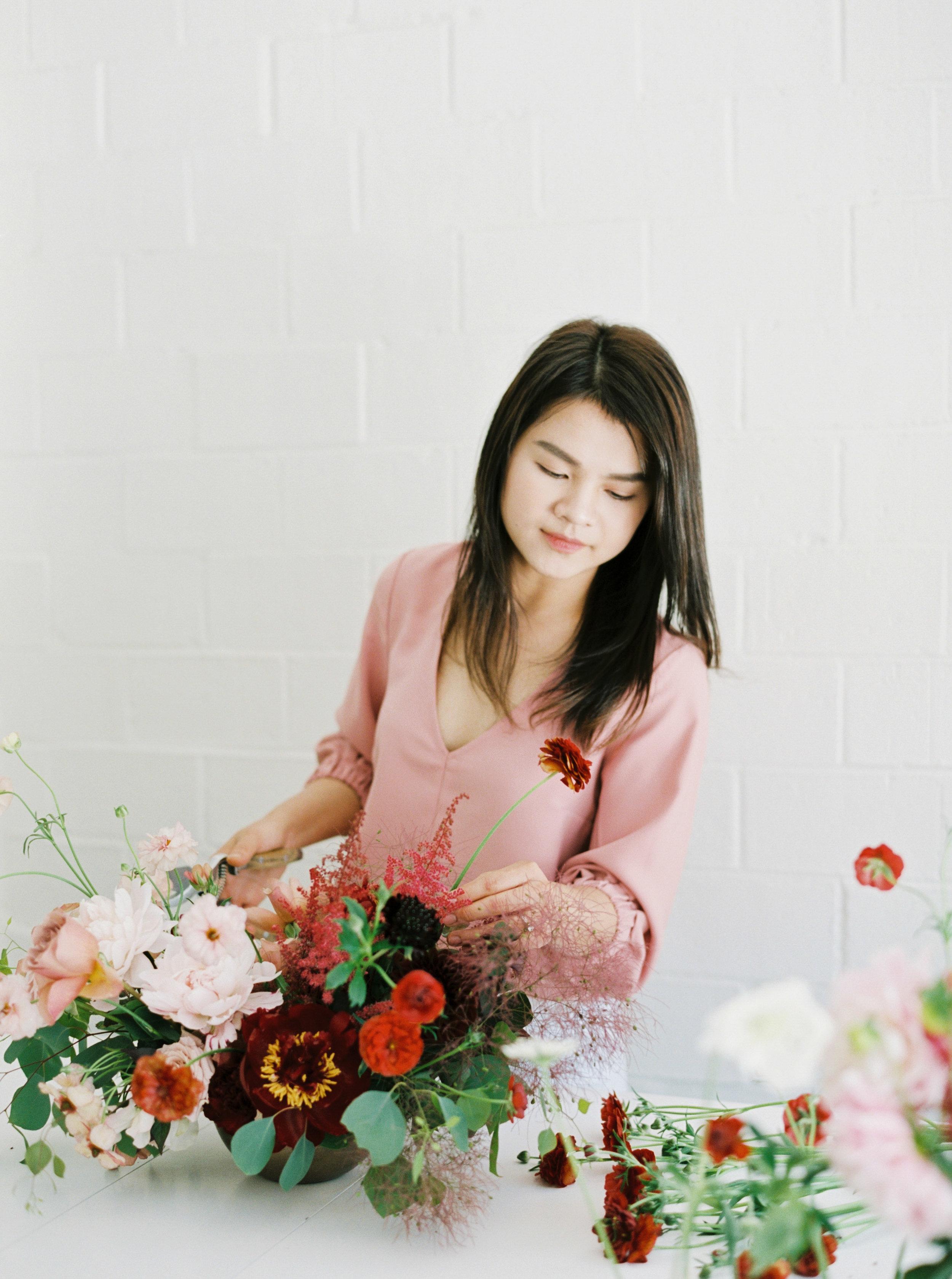 00012- Sydney Wedding Florist Flower Arrangement Mudgee Orange NSW Fine Art Film Lifestyle Photographer Sheri McMahon_.jpg