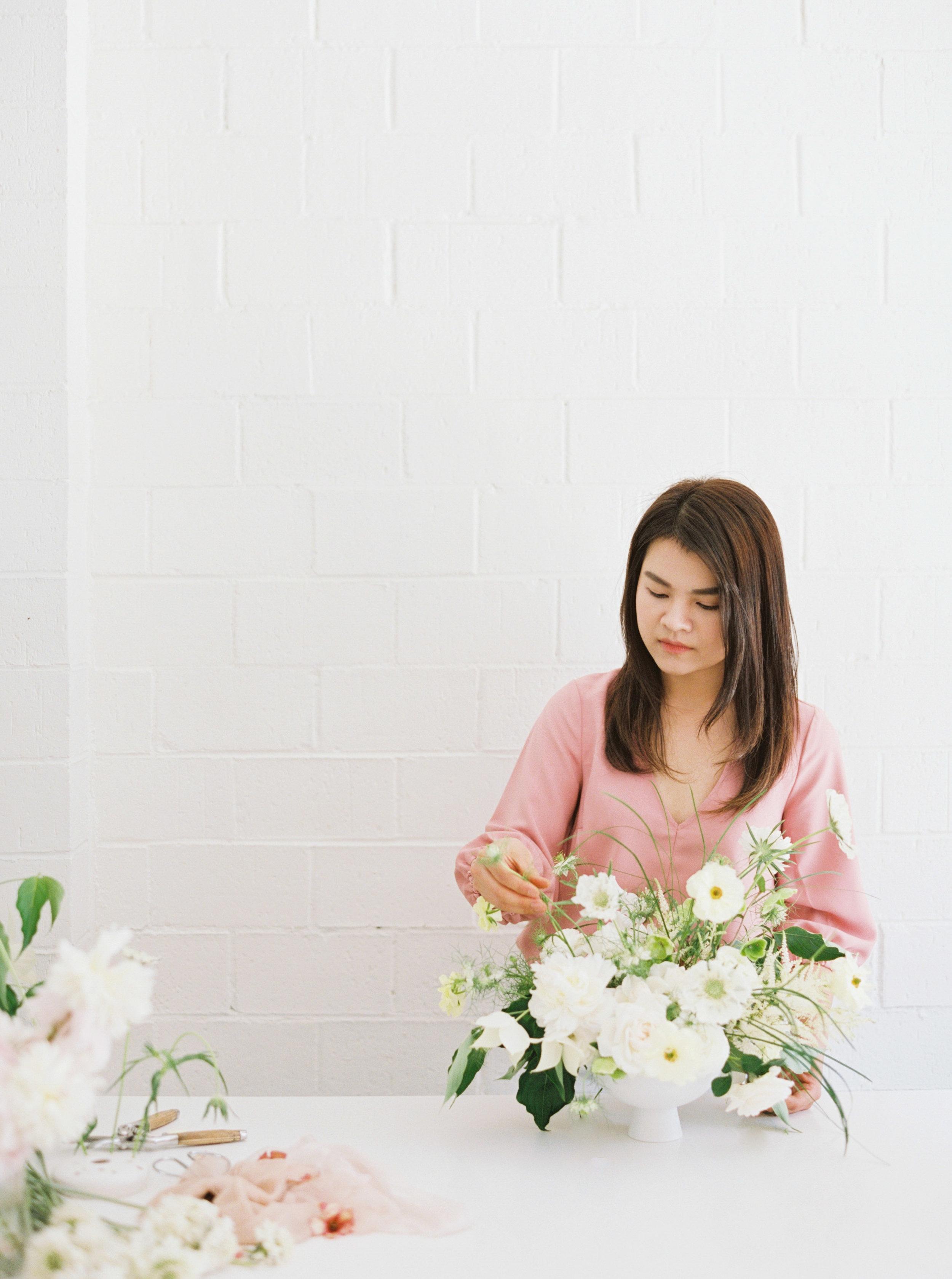 00021- Sydney Wedding Florist Flower Arrangement Mudgee Orange NSW Fine Art Film Lifestyle Photographer Sheri McMahon_.jpg
