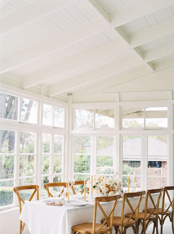 Hopewood House Bowral Wedding venue Southern Highlands - Captured by Fine Art film Sydney Wedding Photographer Sheri McMahon