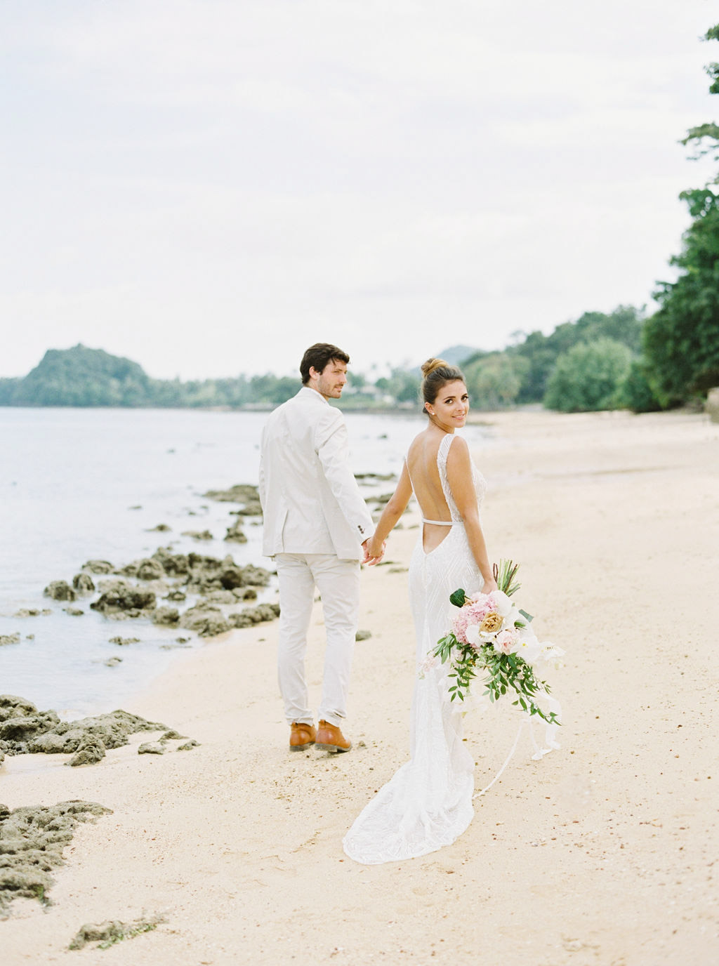 Thailand Wedding Venues Destination Koh Yao Noi By Fine Art Film Wedding Photographer Sheri McMahon-00041.jpg