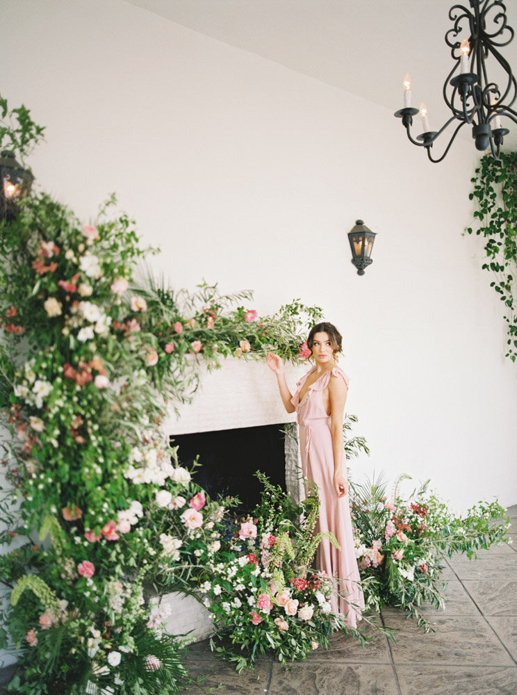 California Santa Barbara Wedding Venue Villa and Vine by Fine Art Film Wedding Photographer Sheri McMahon-00020.jpg