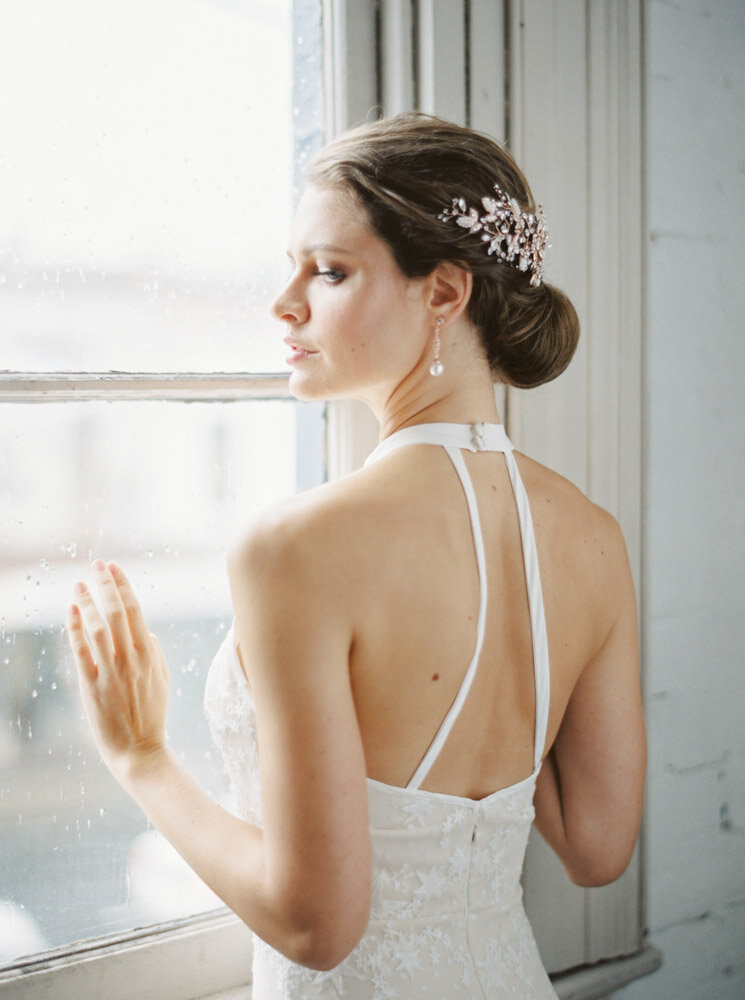 Sydney Wedding Photographer Fine Art Film Flower Filled French Romance
