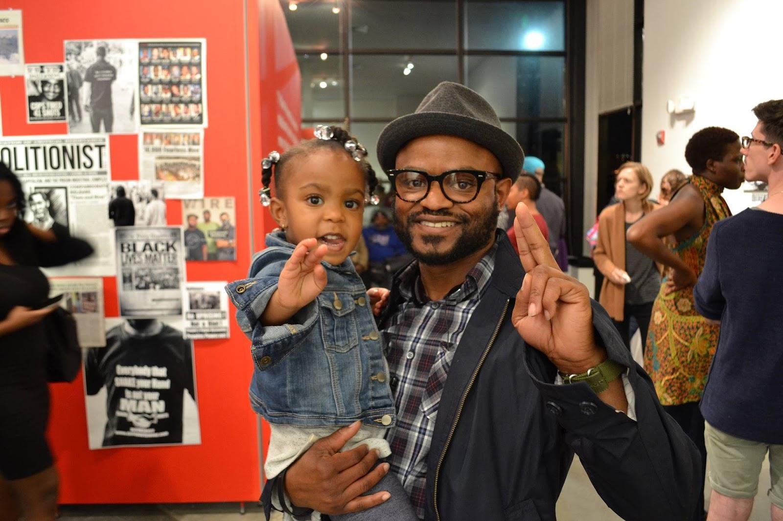 "PHOTO OF ""CUTZ: Black Men in Focus"" BY GRACIE XAVIER."