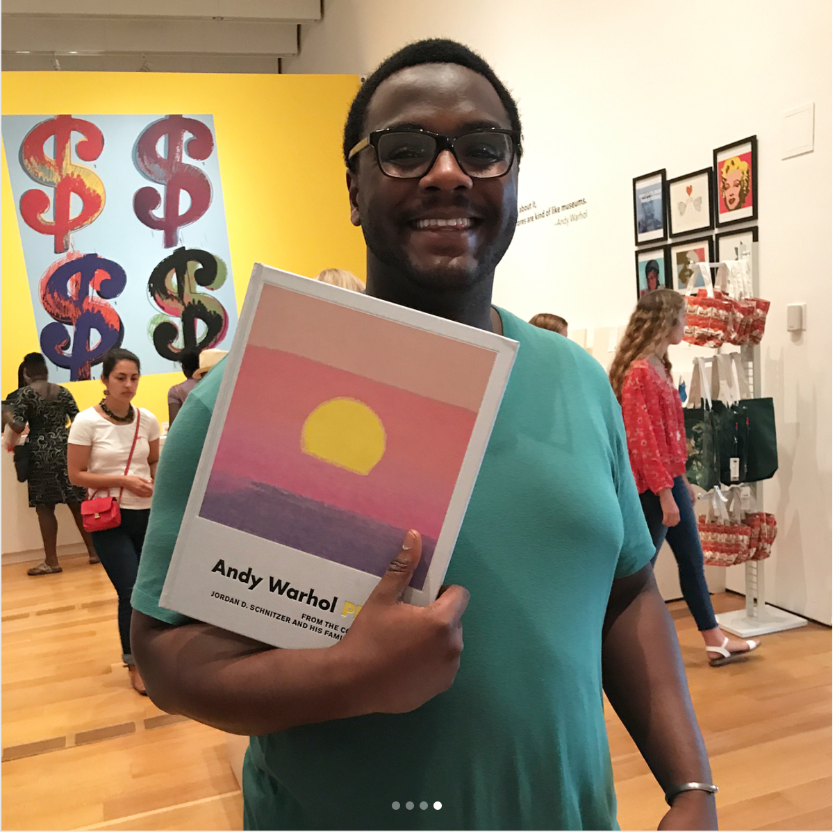 Photo by  @septembers_issue  at the gift shop at the   High Museum of Art  in Atlanta
