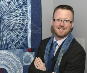 Thomas Roach - A Vancouver based textile artist who recently managed the (in)finite: spiritual conversations in cloth exhibition at Christ Church Cathedral.It is in that community that he created the Prayers of the Church Project (2016) and co-led the Common Threads Indigo Quilt Project (2012-4).Thomas currently serves as the BC Rep for the Surface Design Association.