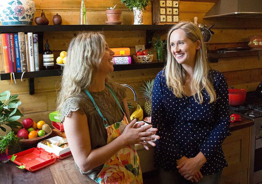 B A B Y C C I N O - 5 Questions with Sarah and Jodie of Rainebeau Co