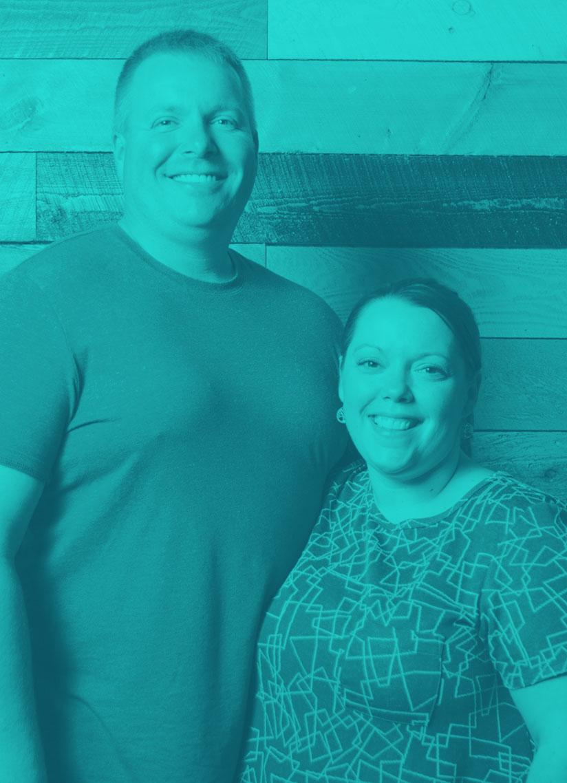Brandon + Nicole Chabola  Coffee Culture  Millcreek / Peach Street   GET DIRECTIONS