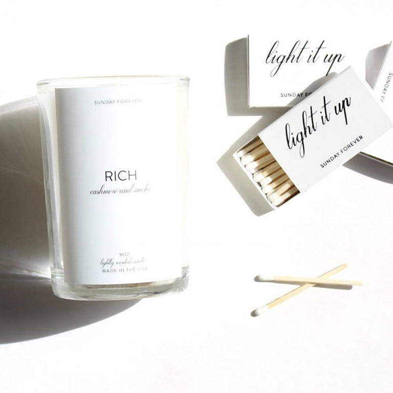 Rich Candle | The Spa at Yellow Creek