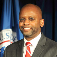 Adrian Gardner  AFFIRM Vice President Chief Information Officer Federal Emergency Management Agency (FEMA)