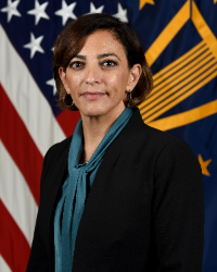 Katie Arrington  Chief Information Security Officer Under Secretary of Defense for Acquisition and Sustainment (USD(A&S)) Click here for  bio