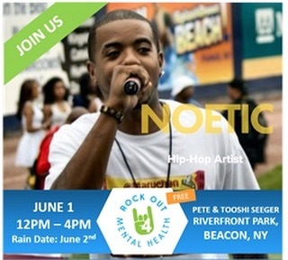 Join us for the this free event to see this artist and more as we seek to end the silence and take the first step toward a better tomorrow for all!  www.rockout4mentalhealth.com#iambeacon #hudsonvalley #rockout4mentalhealth #treecity #845