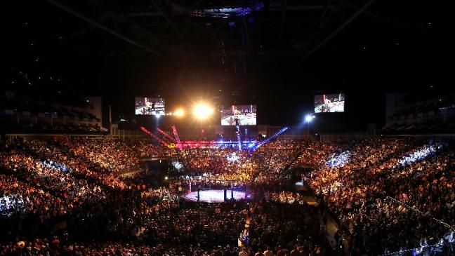 MMA is now one of the most popular sports in the world.