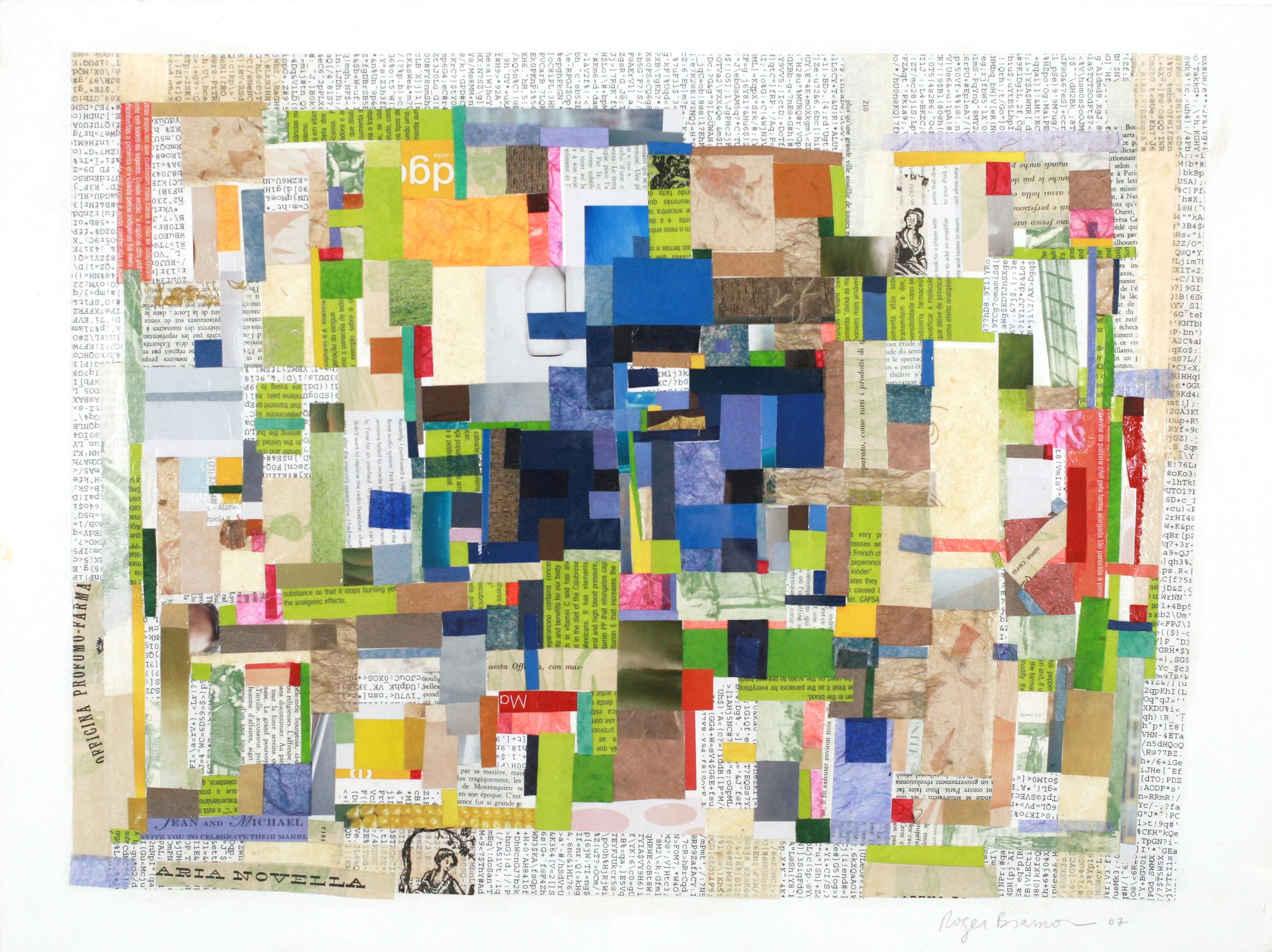 """2007. Santa Maria Novella. 22 x 30"""""""