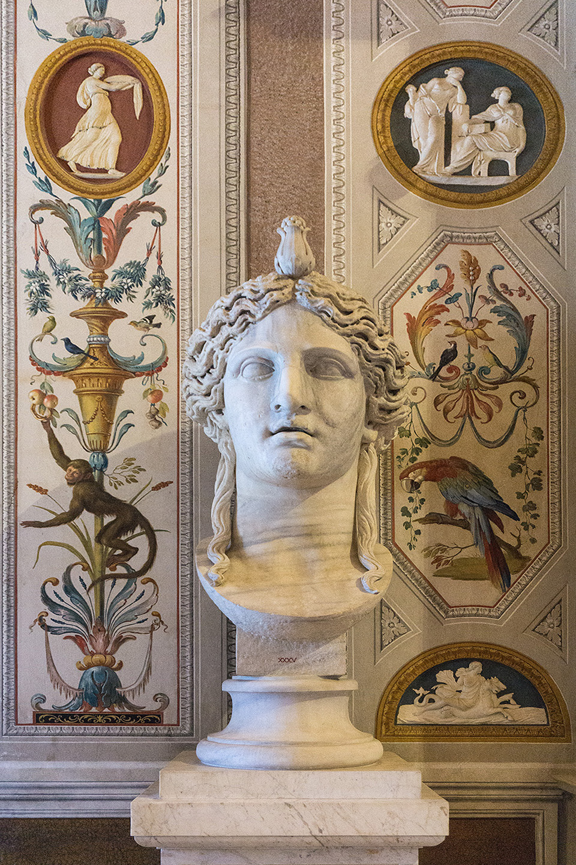 Galleria Borghese, Roma 2018