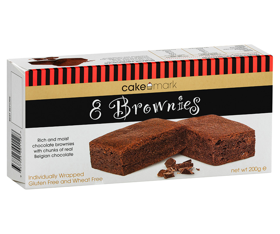 Cakemark 8 Brownies