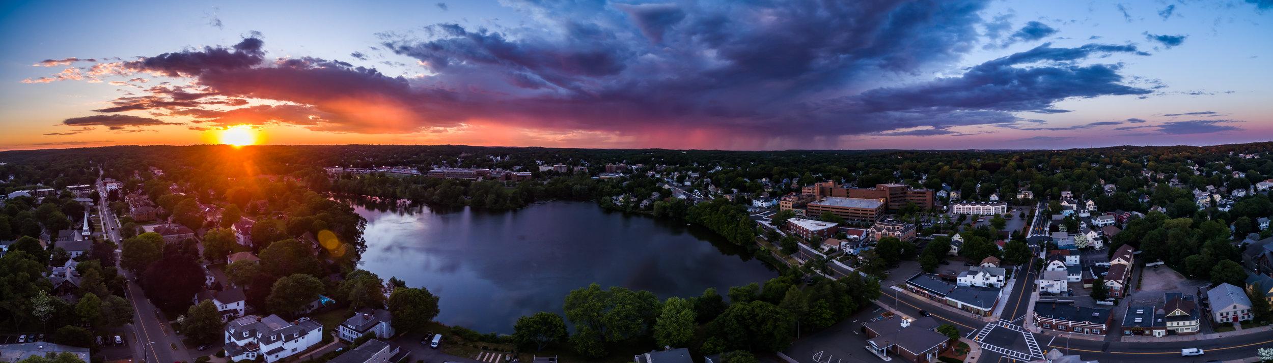 Ell Pond: Melrose, MA