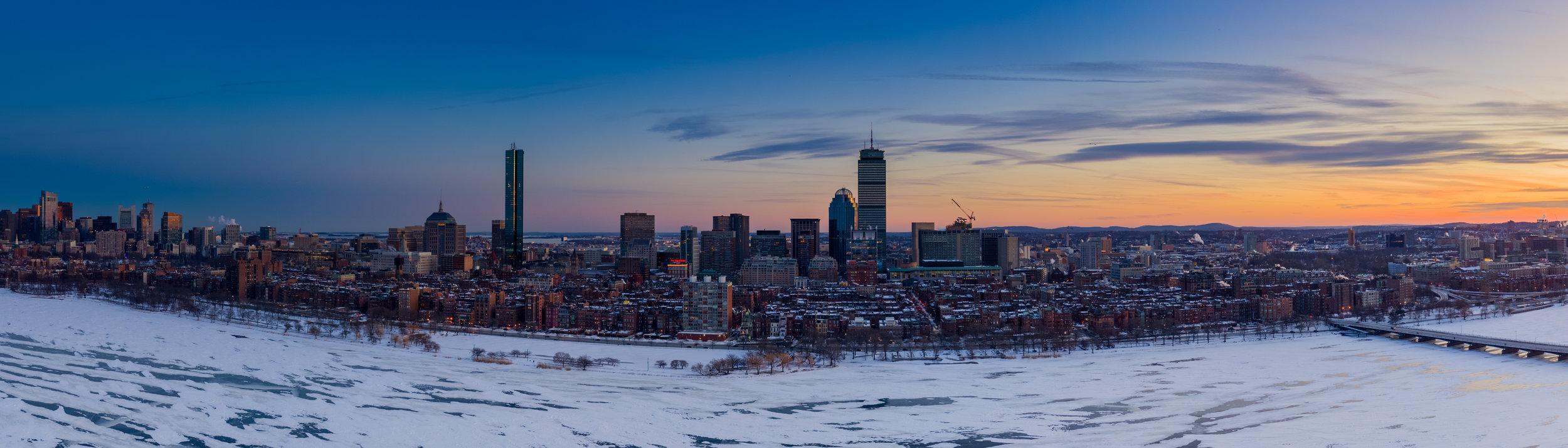 Charles River: Boston, MA