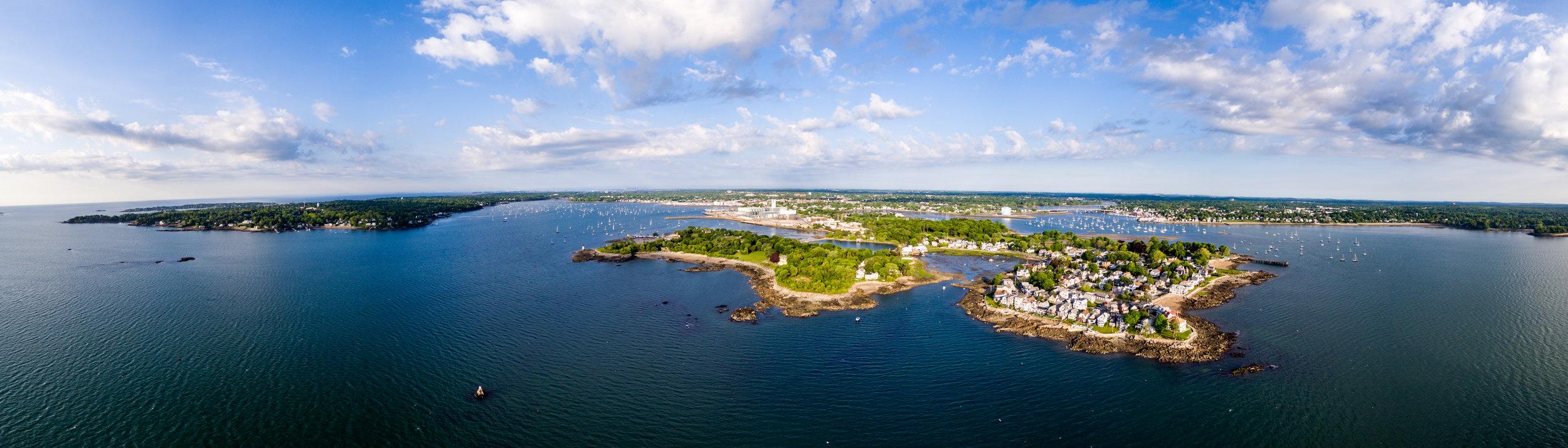 Winter Island: Salem, MA