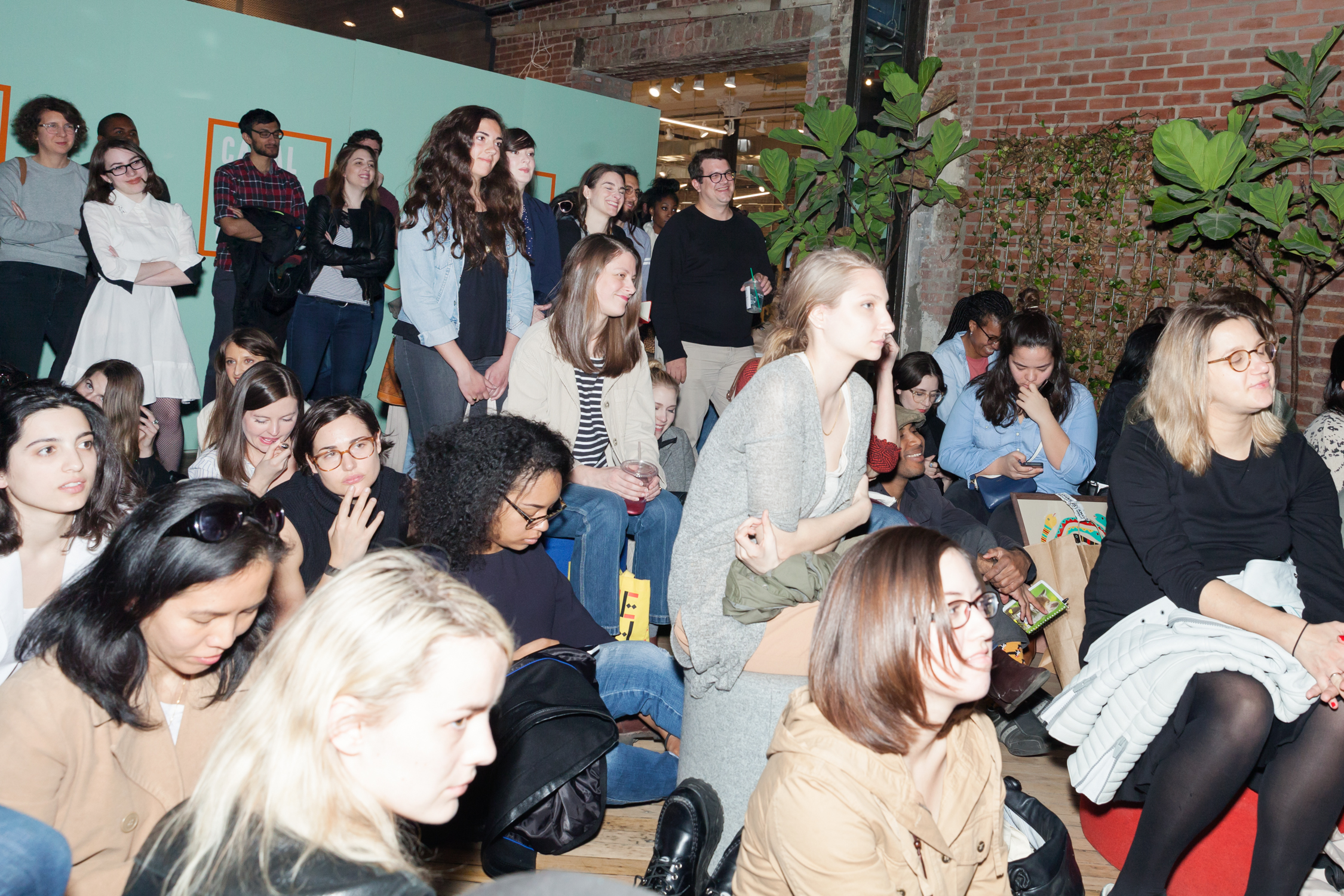 Photos from the launch event in partnership with Floyd, Sonos & Lomography