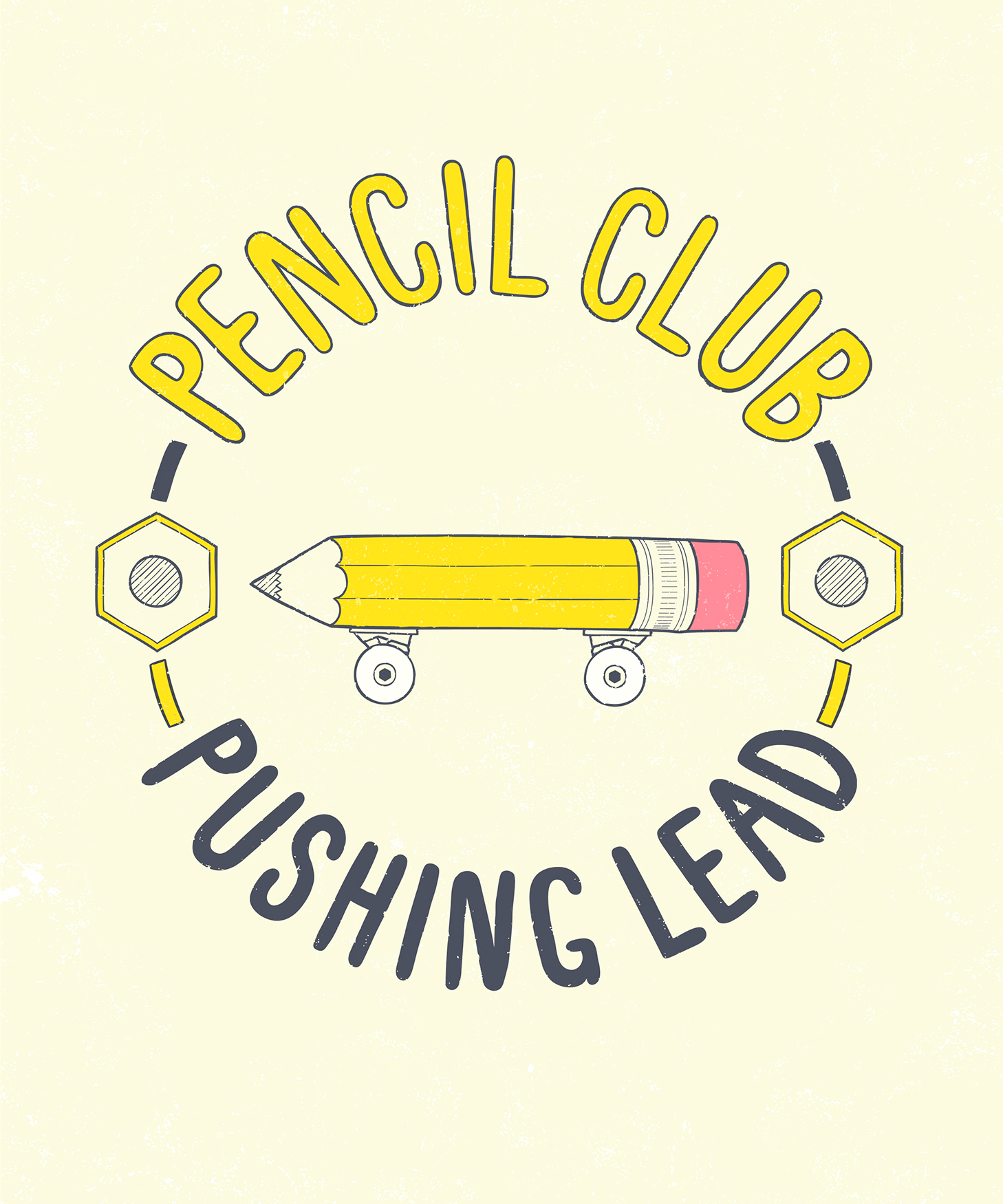 Pencil Club. Purchase at  Scout & Whistle.