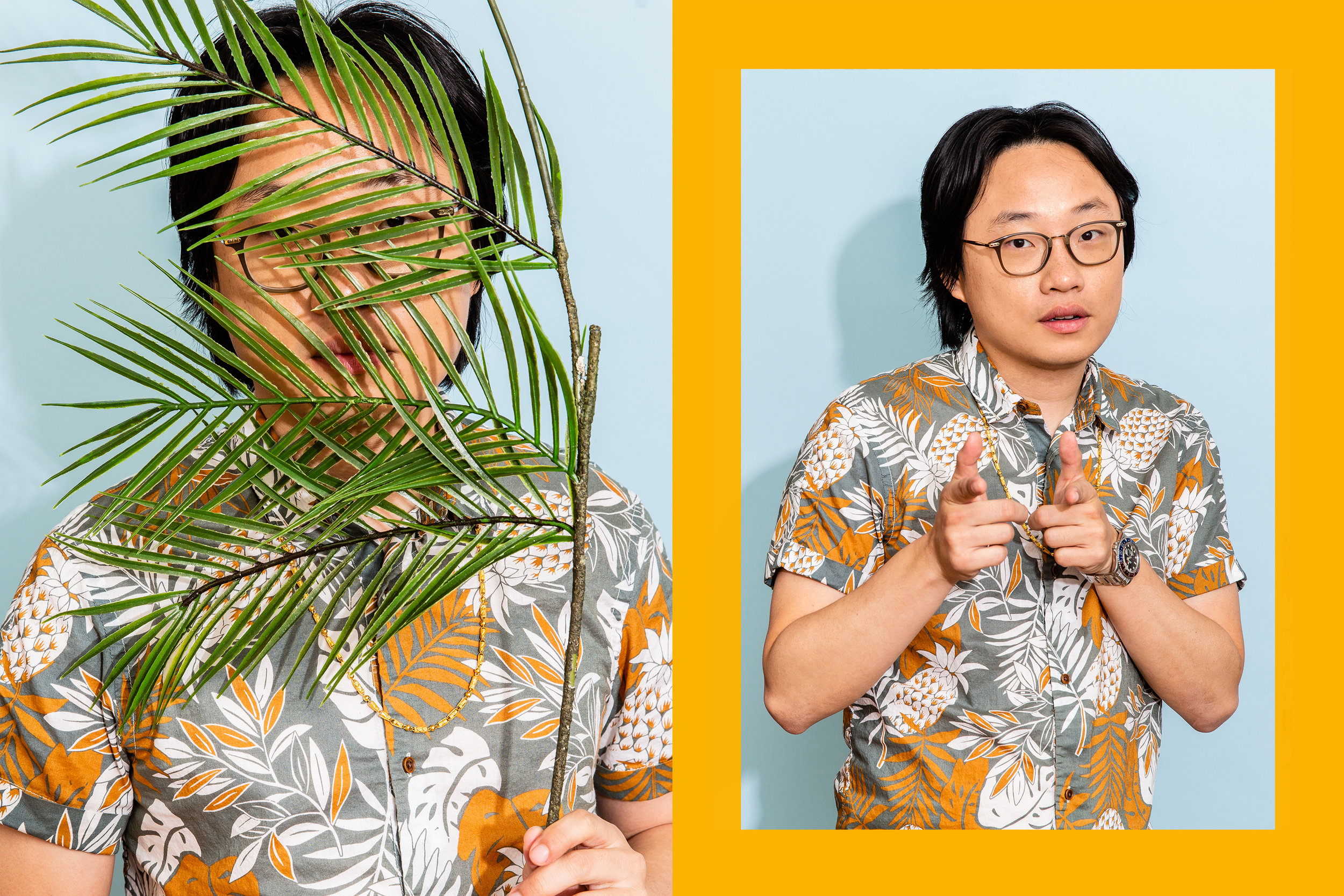 Jimmy O. Yang, Actor  New York, NY