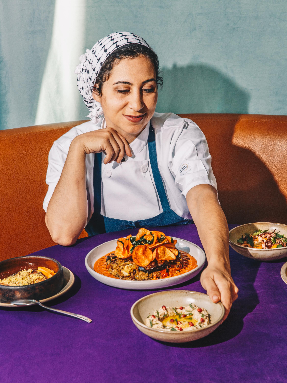 Reem Assil, Chef  Oakland, CA