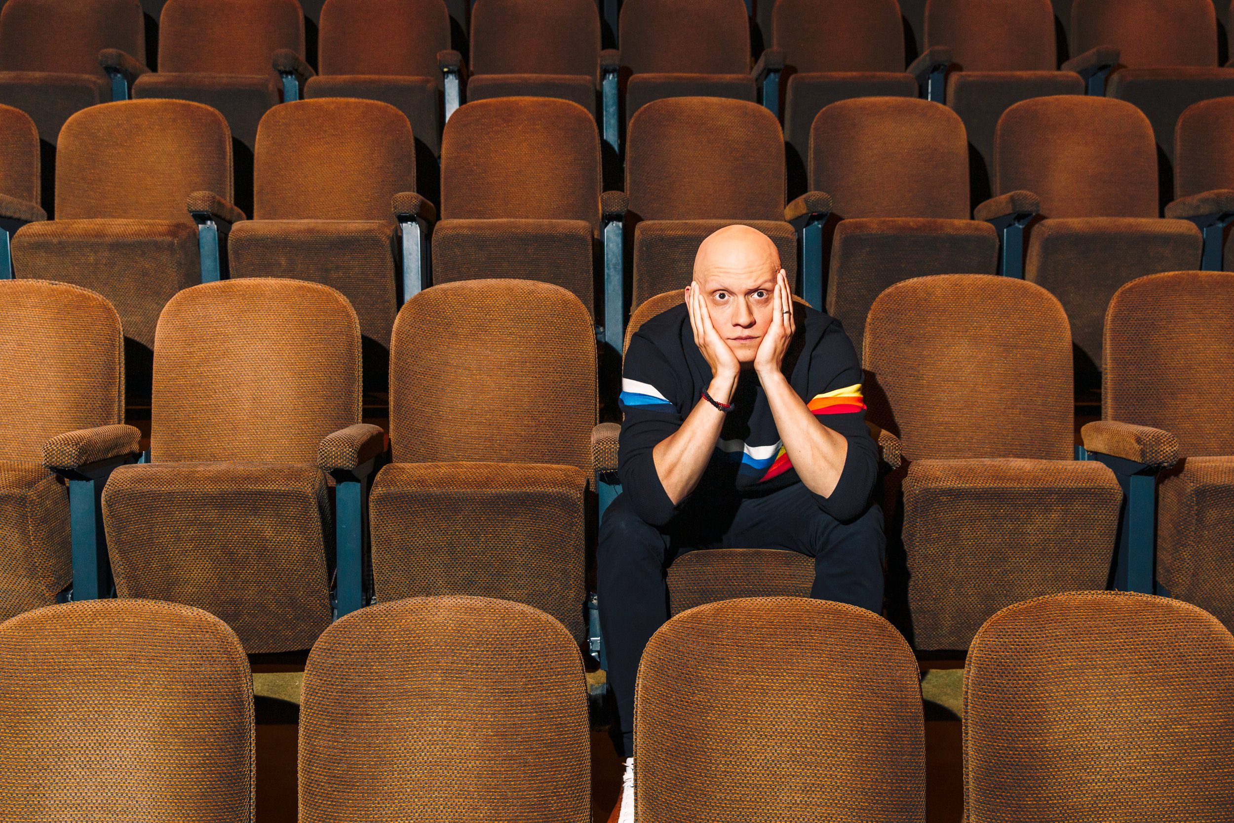 Anthony Carrigan, Actor  New York, NY