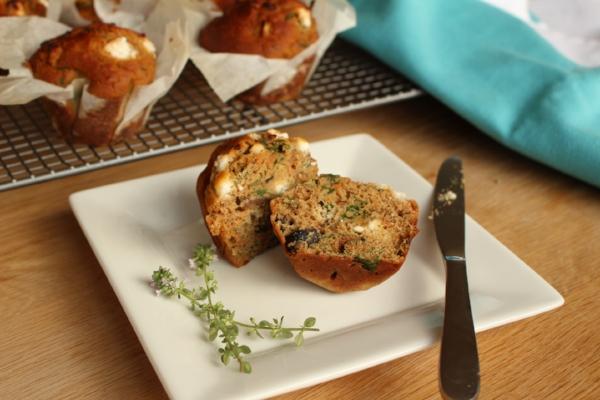 Gluten Free Savoury Breakfast Muffins