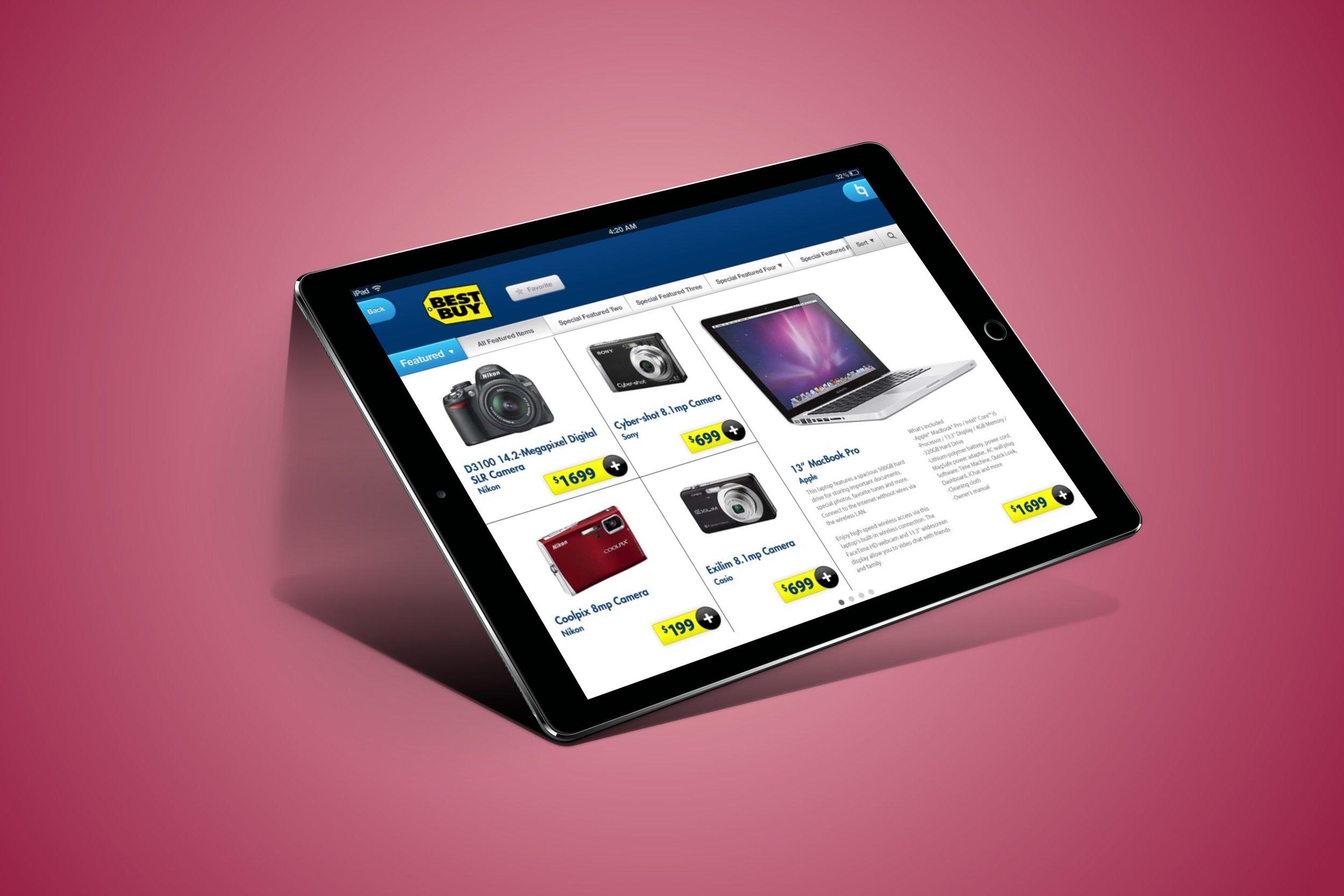Buyou for iPad (2012)