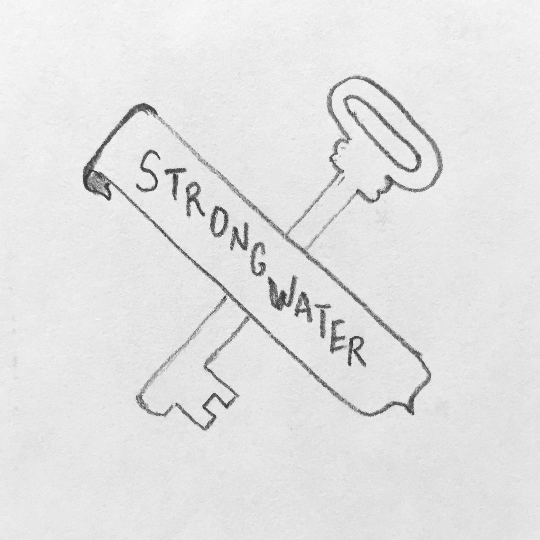 Strong Water Logo