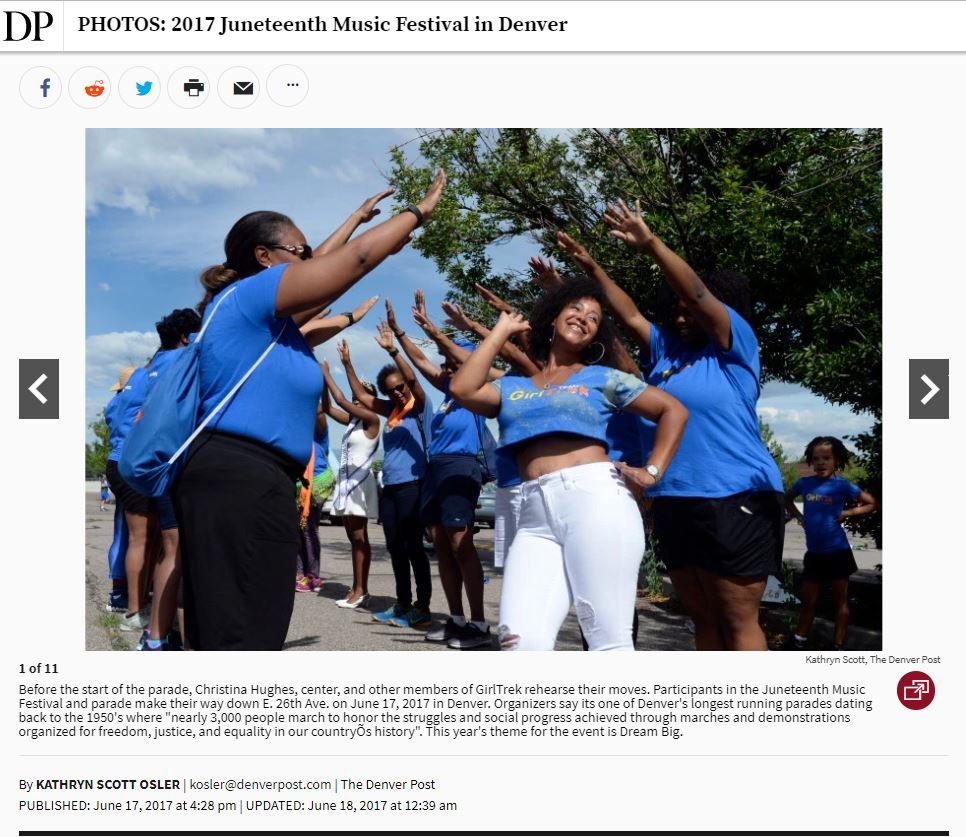 Juneteenth Music Festival in pictures (Denver Post). - SEE MORE