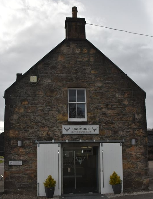 Dalmore Visitor Experience