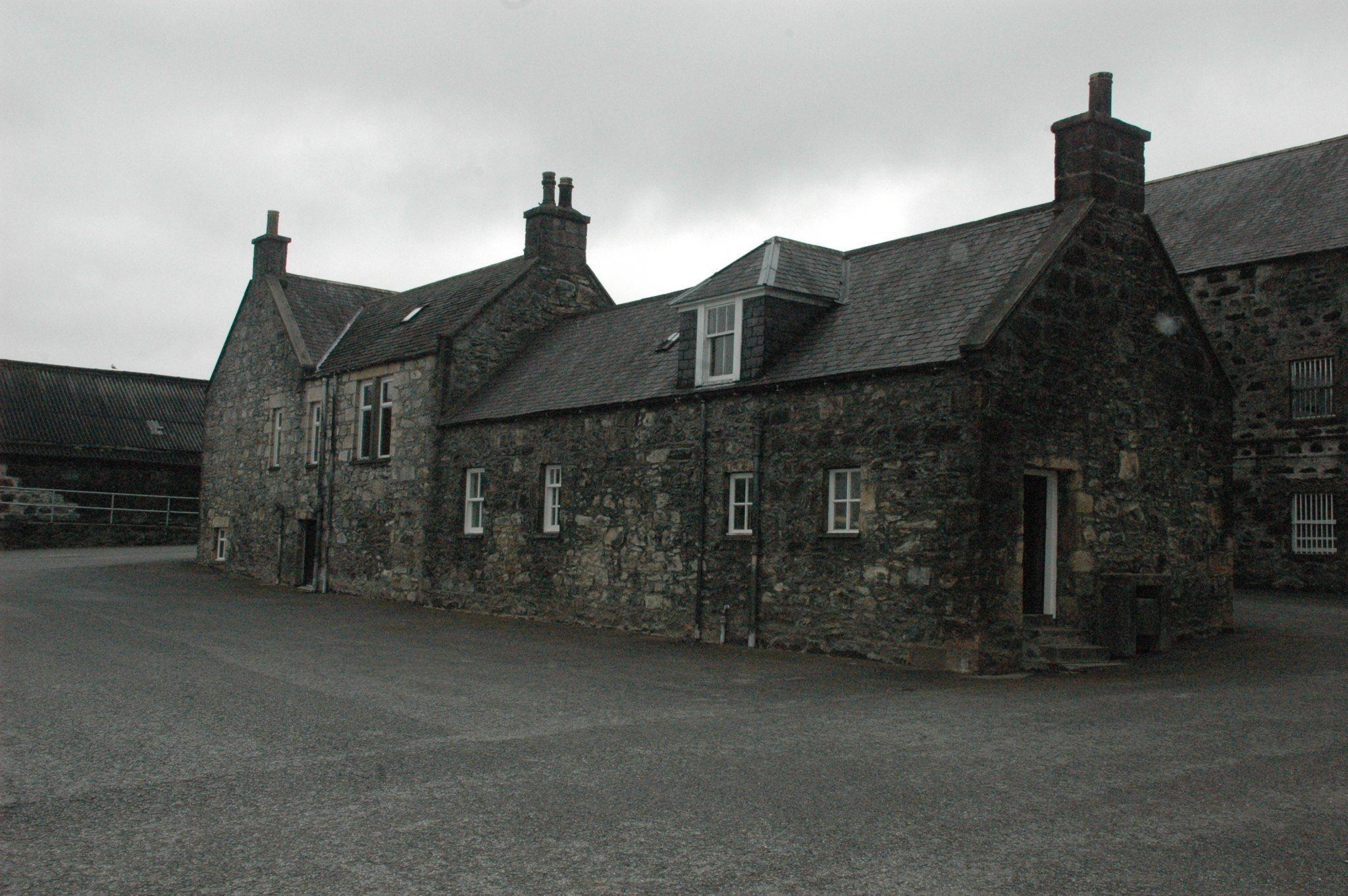 the Glenfarclas Distillery